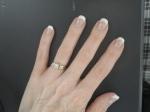 My FrenchWrap Pro manicure